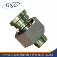 Wholesale 20711 Forged GB Metric Female 74Degree Cone Seat hydraulic hose fitting from china suppliers