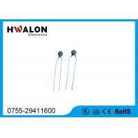 Wholesale High Precision Overheat Protection Thermistor , PTC Electronic Component from china suppliers