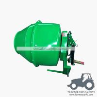 Wholesale Tractor Mounted 3point Cement Mixer with PTO Shaft driven from china suppliers