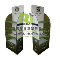 Wholesale Power Wings POP Cardboard Displays , custom product display stands With Removable Header from china suppliers