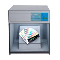 Wholesale Electronic Colour Matching Cabinet, Colour Matching Light Box for Color Assessment Test from china suppliers
