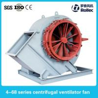 Buy cheap 4-68 series centrifugal ventilator fan from wholesalers
