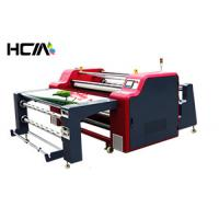 Wholesale Oil Heating Roller Heat Press Transfer Machine Controller Presser for Fabric from china suppliers