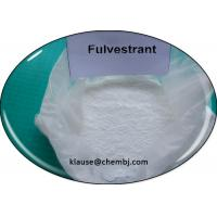 Wholesale Anti Estrogen Fulvestrant / Faslodex SERMs Steroids White Powder 129453-61-8 from china suppliers