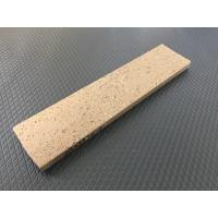 Quality M36413-5 Building wall cladding material ,thin face brick with yellow color for sale