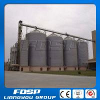 Wholesale Low investment but high efficient mobile cement storage steel silo from china suppliers