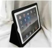 Wholesale KBC-21 Carbon Fiber silicone for Ipad 2 case compatible with smart cover with stand from china suppliers