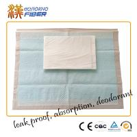 Wholesale Blue Chucks Adult Disposable Incontinence Bed Pads Non Woven Fabric Material from china suppliers