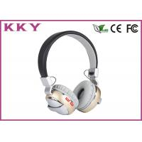 Wholesale Rechargeable Bluetooth Music Headphones Supports High Definition Voice Communication from china suppliers