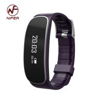 Quality Anti-lost Steps recording Bluetooth heart rate Calorie health sleep monitor for sale