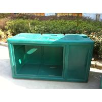 Wholesale Wholesale Blue Plastic Laundry Carts from china suppliers