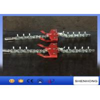 Wholesale 80KN  - 180KN Overhead Line Construction Tools Two Bundle Conductors Running Board from china suppliers