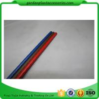 Wholesale Steel Decorative Metal Flower Stakes For Garden Plant / Vegetable Support Φ8mm,L:60cm Steel PE coated china from china suppliers
