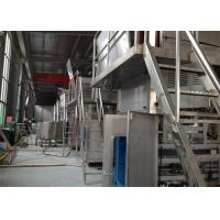 Wholesale 1000m2 8T / H Juice Concentrate Machine Equipment For Tomato Paste from china suppliers