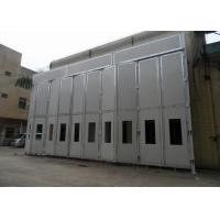 Wholesale Carbon Exhaust Filter Industrial Spray Paint Booth Hire 14000×12000×6350 MM Internal Size from china suppliers