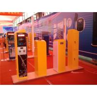 Quality Background Light System RFID Reader Auto Parking Garage Ticket Machine for sale