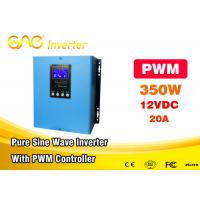 Wholesale UPS Pakistan Solar Powered Inverter 350 Watt 12v 20A PWM Solar Energy Inverter from china suppliers