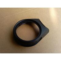 Wholesale Custom Black Anodized Aluminium Sheel Precision CNC Turning And Milling Parts Polished from china suppliers