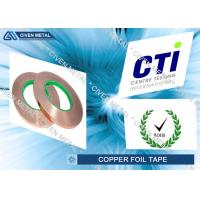 Wholesale Double sides conductive copper foil tape Maximum Width 650mm from china suppliers