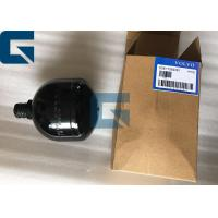Wholesale Small Black Volvo Accumulator , L120F Volvo Loader Parts With Max 30MPA VOE17258313 from china suppliers
