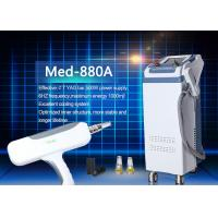 Wholesale CE Approved Long Pulse Nd Yag Laser Hair Removal Machine 1064nm / 532nm from china suppliers
