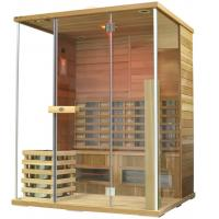 Wholesale Conventional Far Infrared Sauna Cabin from china suppliers