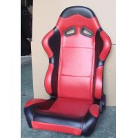 Wholesale Red and Black Sport Racing Seats JBR 1003 Adjustable Seats With Single or Double slider from china suppliers