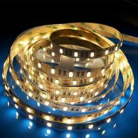Wholesale 2800K Warm White SMD 5730 Led Strip 5M Roll Waterproof IP65 Strip light 5000hrs lifespan from china suppliers