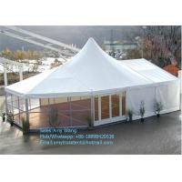Wholesale High Peak Frame Tent Aluminum Tent For Outdoor Commercial Activity Advertisement from china suppliers