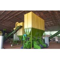 Wholesale Cow dung, sheep manure as materials to make organic fertilizer pellets production line from china suppliers