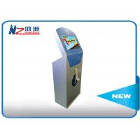 Wholesale Android Display Interactive Self Serving Kiosk Stand Alone With Printer from china suppliers