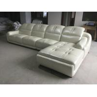 Wholesale A849;  L shape modern leather sofa, modern home furniture,office furniture, living room furniture, China sofa from china suppliers