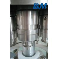 3000 - 6000 BPH Filling And Capping Machine For Water / Juice / Carbonated Drink