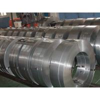 Wholesale Slit Hot Rolled Steel Strips SS400 , Hot Dipped Galvanized Steel Coils from china suppliers