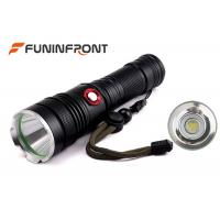 Wholesale 5 Modes CREE LED Torch XM-L T6 Outdoor LED Flashlight for Camp, Hike, Backpack from china suppliers