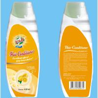 Wholesale Healthy Glossy Moisturizing Hair Shampoo Products / Lemon Fragrance Hair Conditioner from china suppliers