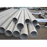 Wholesale Big Diameter / Thin Wall Stainless Steel Welded Tube 304 / 304L 316L S S Welded Pipe from china suppliers