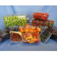 Wholesale PVC  plastic rolls for fruit tray packing from china suppliers