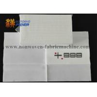 Wholesale Personalized Wedding Linen Like Paper Napkins Single Layer 12 Inch X 17 Inch from china suppliers