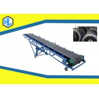 Wholesale Dip Angle Inclined Straight Belt Conveyor Machine 5m - 20m Conveying Distance from china suppliers