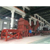 Wholesale 380V 3Phase Steel Scrap Shredder Machine , 400 - 4500 Ton Nominal Force from china suppliers