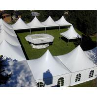 Wholesale PVC Cloth UV Resistance Luxury Wedding Marquee Waterproof For Exhibition Display from china suppliers