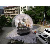 Wholesale Decoration / Promotion Musical Snow Globes , Customized Snow Globes For Kids from china suppliers