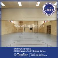 Quality Indoor Multi-purpose Roll Vinyl PVC Sports Flooring for School Gym,Basketball court for sale