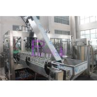 Wholesale 40 Heads Bottle Filling Machine For Glass Bottle Negative Pressure from china suppliers