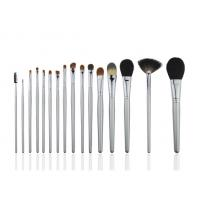 Wholesale Natural 16 Piece Bronzer Blush Makeup Brush Beauty Professional Cosmetic Brush Set from china suppliers