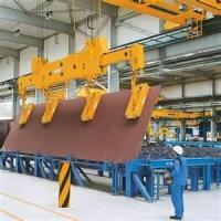 Wholesale cabin control 16 - 22 m  200 / 80T Magnetic Scrap Steel Casting Plant Lifting crane from china suppliers