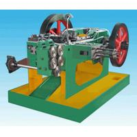 Wholesale High Productiviry Nut Former Machine 55kw Power , 6800*3100*2100mm from china suppliers