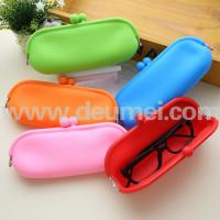 Buy cheap Hot Sale China Supplier Eco-friendly Silicone Glass Pouch Glass Box Custom Package Logo from wholesalers