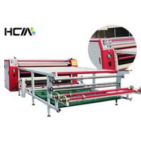 Wholesale Safety Sublimation Rotary Heat Transfer Machine With Blanket Automatic Device from china suppliers